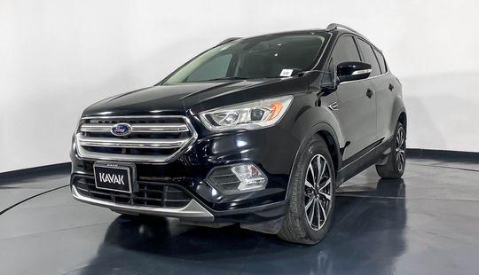 Ford Escape Titanium-2017