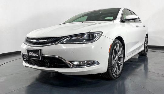 Chrysler 200 Advance-2015