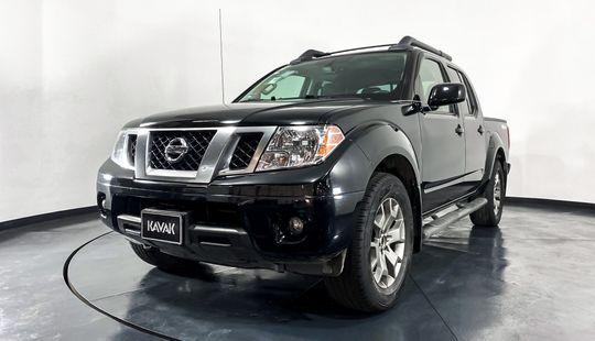 Nissan NP300 Frontier CrewCab Pro 4x-2016