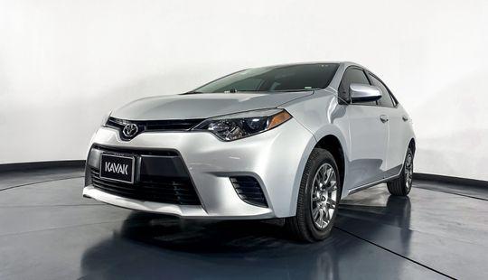 Toyota Corolla Base-2016