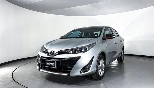Toyota Yaris S-2018