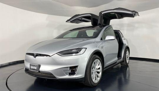 Tesla Model X Autonomía Mayor-2017