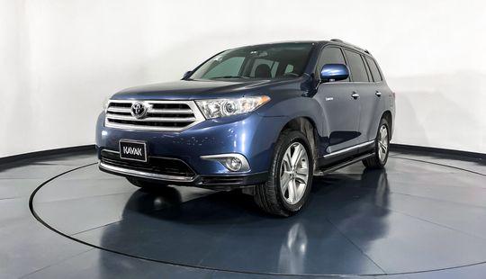 Toyota Highlander Limited-2012