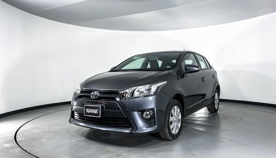 Toyota Yaris Hatch Back S-2017