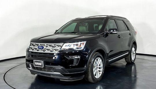 Ford Explorer XLT-2018