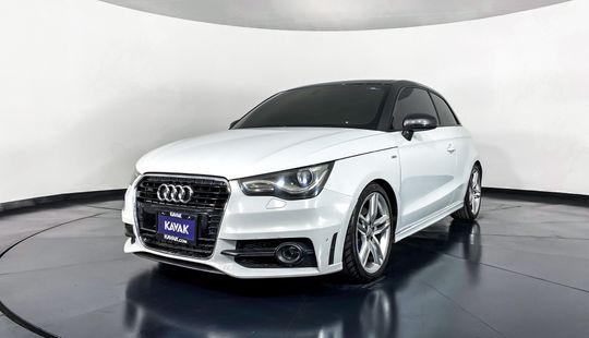 Audi A1 Hatch Back S Line Plus-2013