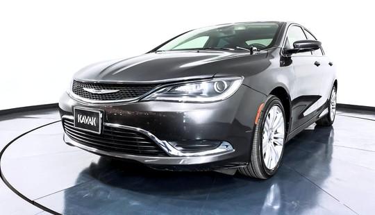 Chrysler 200 Limited-2015
