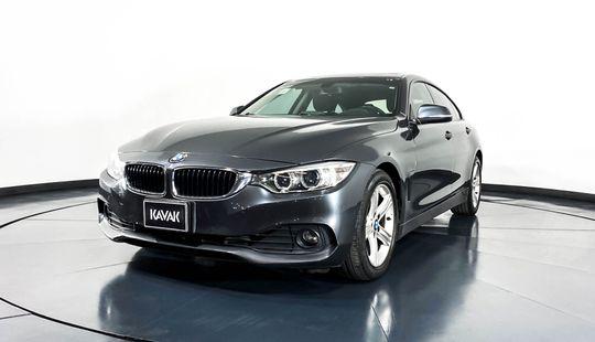 BMW Serie 4 420i Gran Coupé-2016