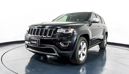 Jeep Grand Cherokee Limited Lujo HEMI-2016