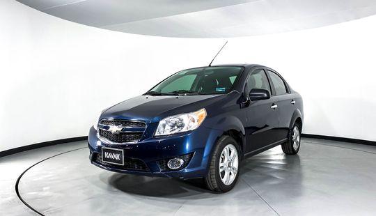 Chevrolet Aveo LTZ (Línea anterior)-2018