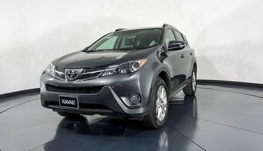Toyota RAV4 Limited Platinum-2015