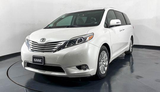 Toyota Sienna XLE Limited-2015