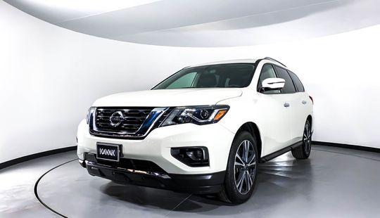 Nissan Pathfinder Exclusive-2018