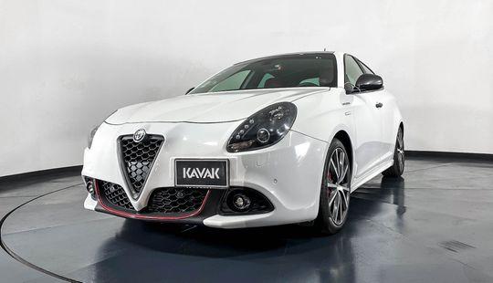 Alfa Romeo Hacth Back  Giulietta Veloce-2018