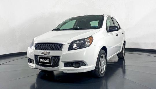 Chevrolet Aveo LS-2015