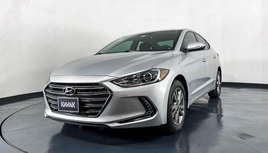 Hyundai Elantra GLS Premium-2018