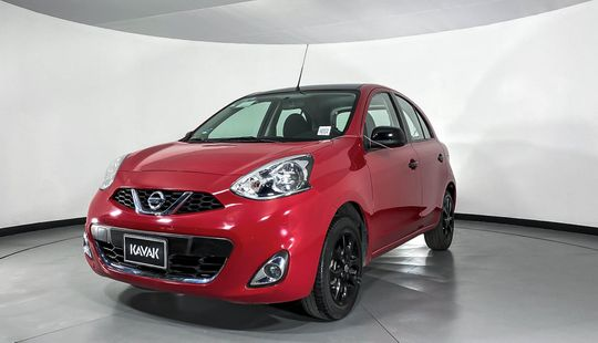 Nissan March Hatch Back Exclusive-2019