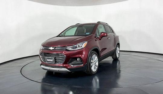 Chevrolet Trax Premier (Cambio de línea)-2017