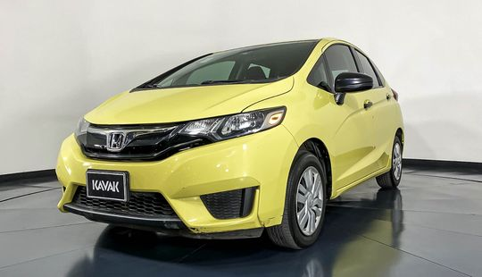 Honda Fit Hatch Back Cool-2016
