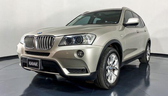 BMW X3 28i Lujo Top Line-2013