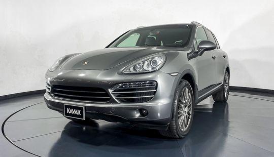 Porsche Cayenne Cayenne-2014
