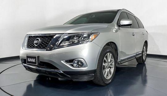 Nissan Pathfinder Advance-2016