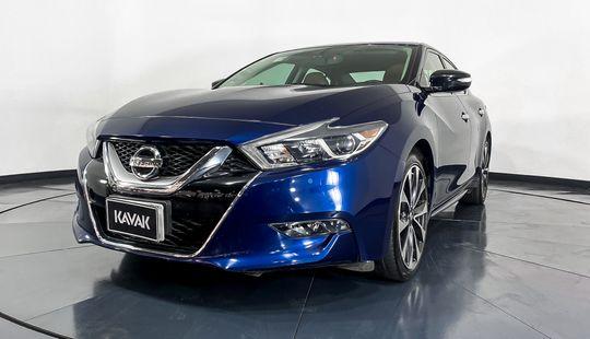 Nissan Maxima SR-2016