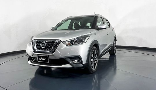 Nissan Kicks Advance-2017