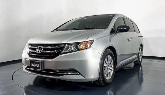 Honda Odyssey LX-2015