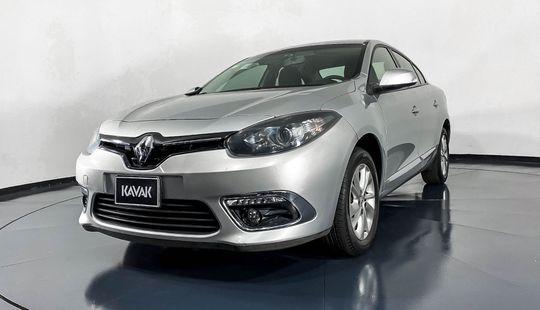 Renault Fluence Expression-2015