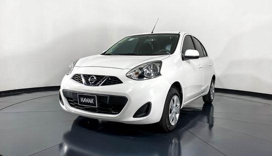 Nissan March Hatch Back Sense-2018