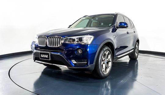 BMW X3 28i X Line-2017