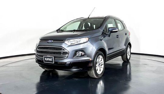 Ford Eco Sport Titanium-2017