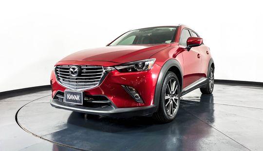 Mazda CX-3 I Grand Touring-2017