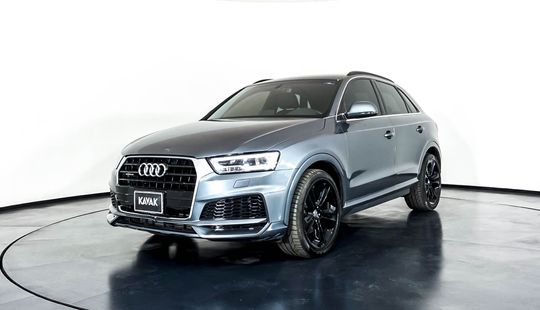 Audi Q3 S Line-2018