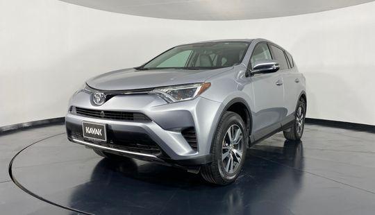 Toyota RAV4 XLE-2016
