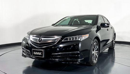 Acura TLX Tech-2017