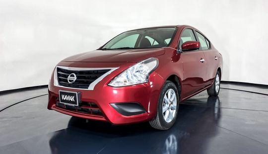 Nissan Versa Sense-2019