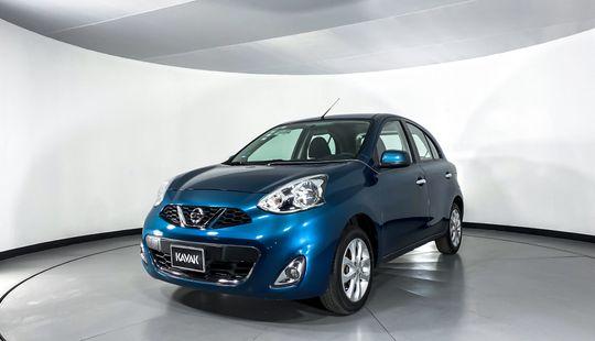 Nissan March Hatch Back Advance-2015