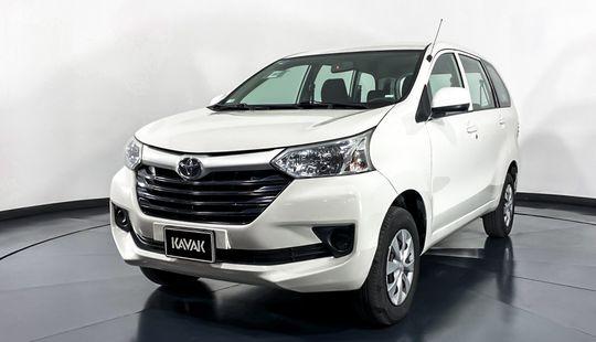 Toyota Avanza Cargo Cargo-2018