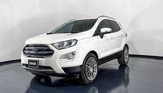 Ford Eco Sport Titanium-2018