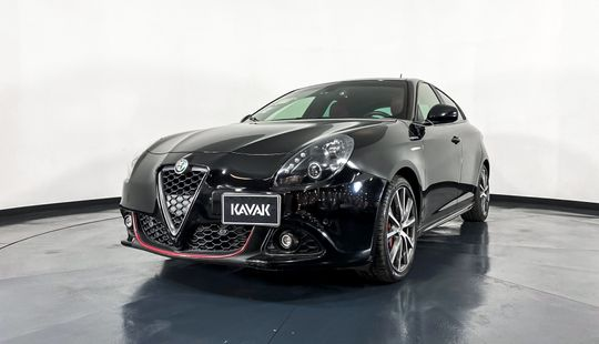 Alfa Romeo Hatch Back Giulietta Veloce-2017