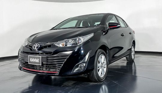 Toyota Yaris S 2018