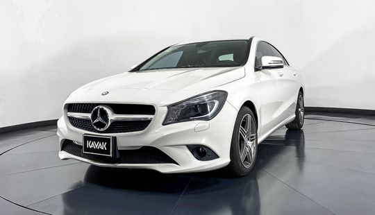 Mercedes Benz Clase CLA Coupe CLA200 CGI Sport-2013