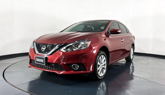 Nissan Sentra Advance-2017