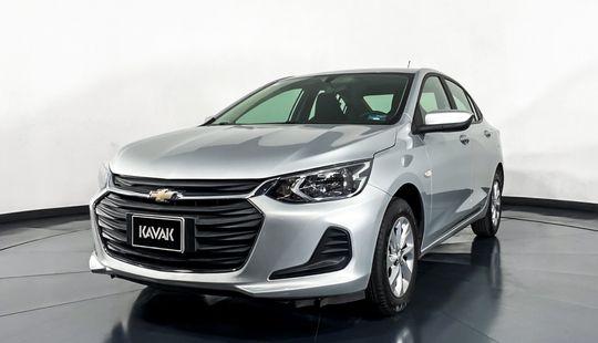 Chevrolet Onix LT-2021
