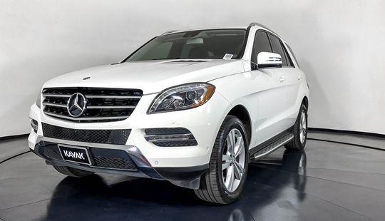 Mercedes Benz Clase M ML350 Exclusive-2015
