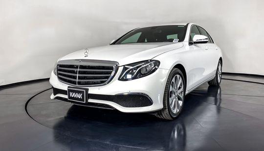 Mercedes Benz Clase E E200 CGI Exclusive-2017