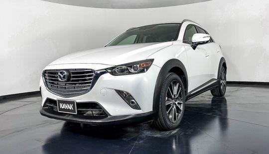 Mazda CX-3 i Grand Touring-2016