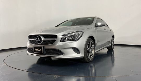 Mercedes Benz Clase CLA Coupe CLA200 CGI Sport-2017